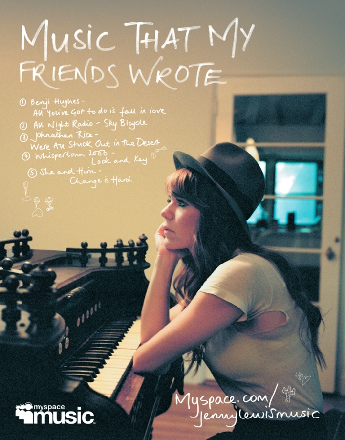 MySpace Music featuring Jenny Lewis