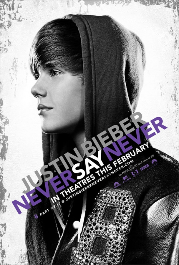 Never Say Never Movie Poster