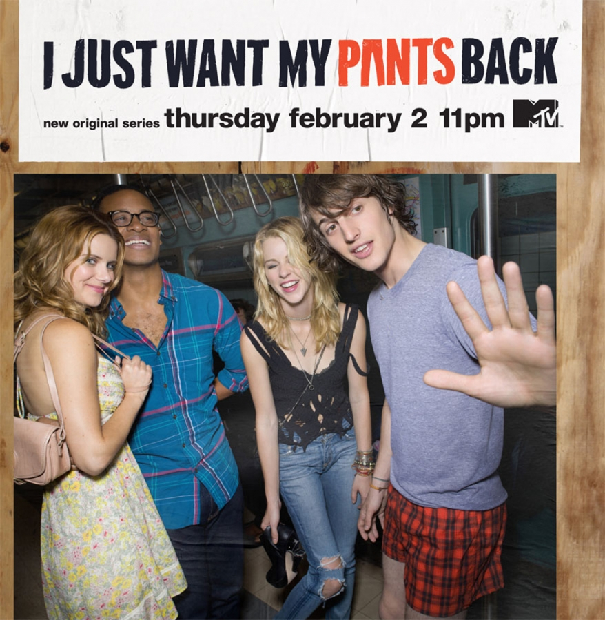 MTV / I Just Want My Pants Back